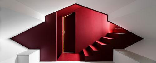 Pedro Gadanho's Casa Baltasar, shown in Fernando Guerra's 2007 photograph. (Courtesy Cristina Guerra)