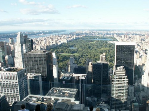 Manhattan and Central Park (Courtesy jmac1963 / flickr)