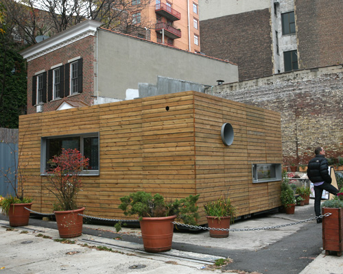 Meka goes modular with west village eco home - Meka shipping container homes ...