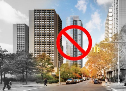 Fourth tower at NYU cancelled (Rendering courtesy Grimshaw and MVVA)
