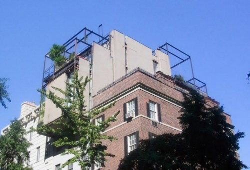 23 Beekman Place (Courtesy Paul Rudolph Foundation)