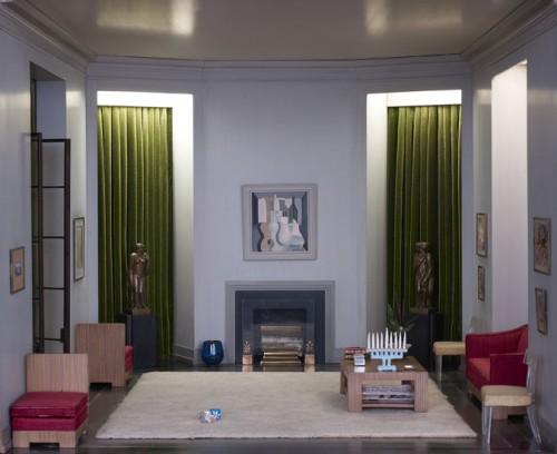 "Style: ""California Thorne Room"""