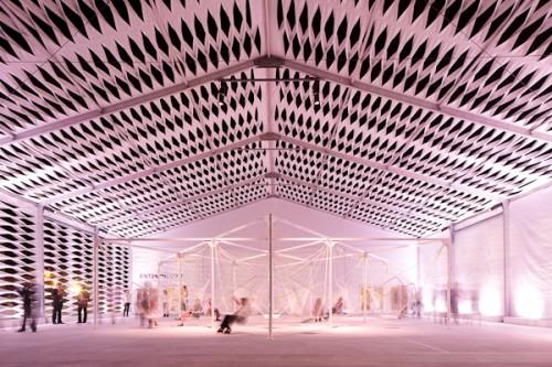 Moorhead&Moorhead's Tent for Design Miami 2010 (Michael Stavaridis)