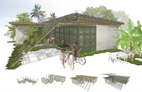 Cycle House, Merit Award (Courtesy Archive)