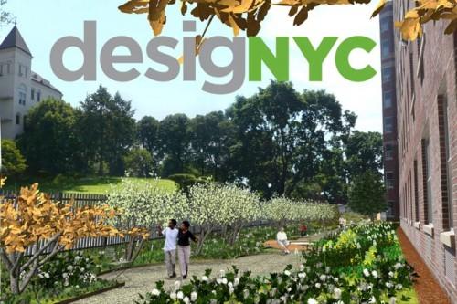 Robin Key Landscape Architects at Serviam Gardens (Courtesy DesigNYC)