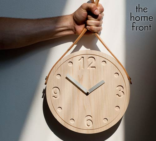 The Raw Clock by Stanley Ruiz (Courtesy MAD)