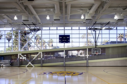 Why can't all gyms have window walls? (©Nicolas O.S. Marques)