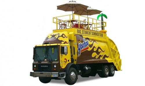 Yoo-Hoo Truck