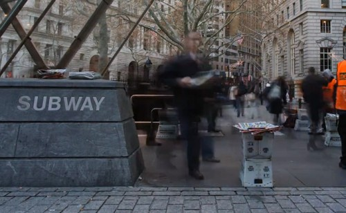 Still from Josh Owens' NYC - Mindrelic Timelapse
