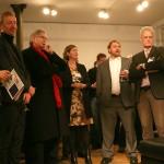 Masha Panetleyeva, Thomas Leeser, Julie Iovine, Bernard Tschumi, William Menking
