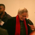 Darvis Somers, Bernard Tschumi and Jonathan Kirschenfeld