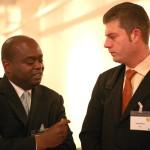 Edmond Katongole and Josh Effron