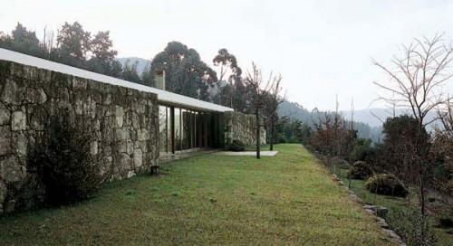 Moledo House, Caminha, Portugal (Courtesy El Croquis)