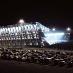 Braga Municipal Stadium, Braga, Portugal (Courtesy El Croquis)