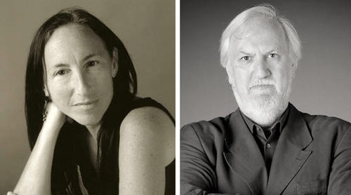 Sylvia Lavin and Anthony Vidler