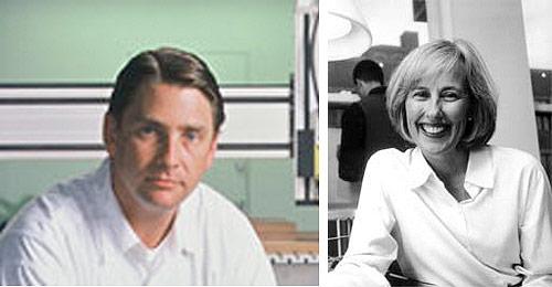 William E. Massie  and Julie VandenBerg Snow