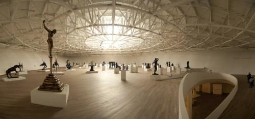 Soumaya Museum (Courtsey Adam Wiseman)