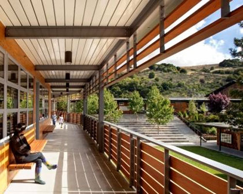 Marin Country Day School, EHDD Architecture, Honor Award