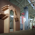The Presence of the Past exhibition from the 1980 Venice Biennale.