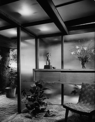 Drake House, interior