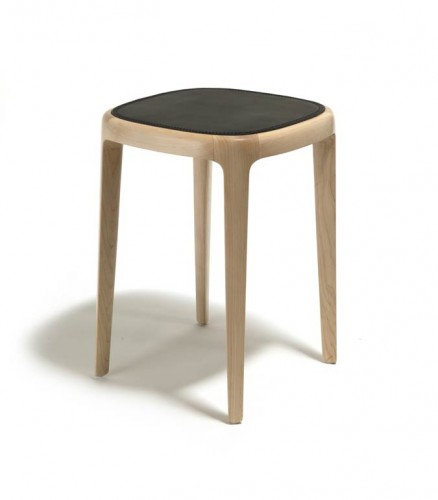 Arch Stool by Kevin Sethapun