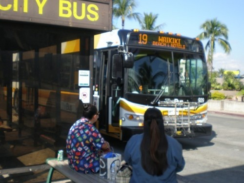 The city with the best public transportation according to the Brookings Institute? Honolulu