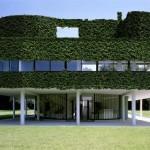 Eco-friendly Villa Savoya, Poissy – Le Corbusier, 1929 (Courtesy Star Strategies+Architecture)