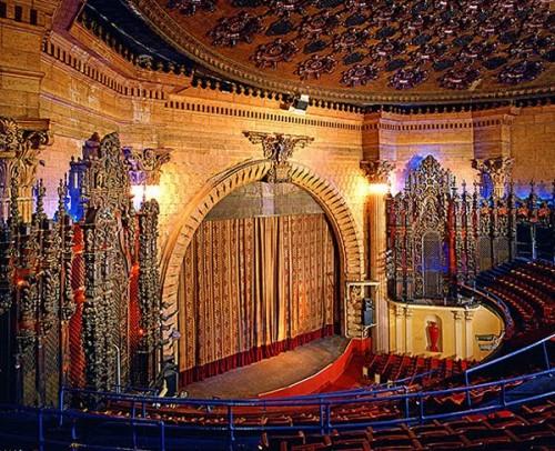 Million Dollar Theater (Berger/Conser Photography)