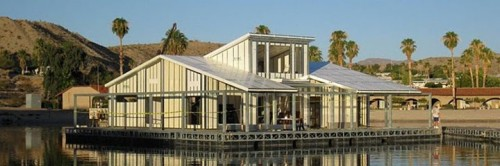 Cottonwood Cove Marina (courtesy Carlton Studio Architecture)