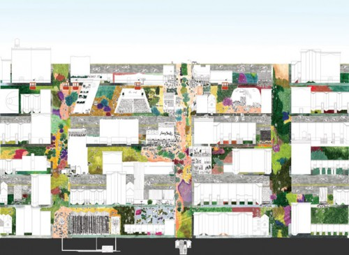 WORKac's Infoodstructure Brooklyn puts food at the heart of a future infrastructure