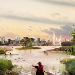 Dredgescape: An Estuary Evolution Hudson River, from the Battery to Troy by W Architecture and Landscape Architecture