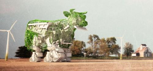 ANIMAL FARMATURES (Courtesy Van Alen)