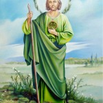 Saint Green, Patron Saint of the Sustainable architects (Courtesy Star Strategies+Architecture)