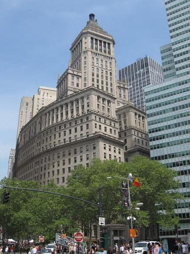 26 Broadway in Lower Manhattan