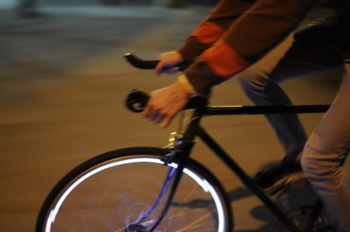 Bike Lights (Project Aura Blog, Ethan Frier and Jonathan Ota)