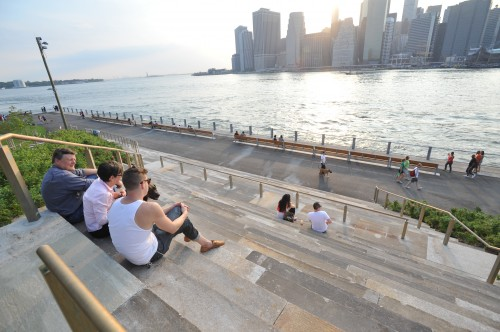 Brooklyn Bridge Park (Courtesy Brooklyn Chamber of Commerce)