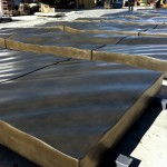 Panel fabrication at LuminOre's facility (Situ)