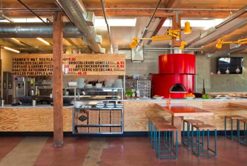 Pitfire Pizza by Bestor Architects