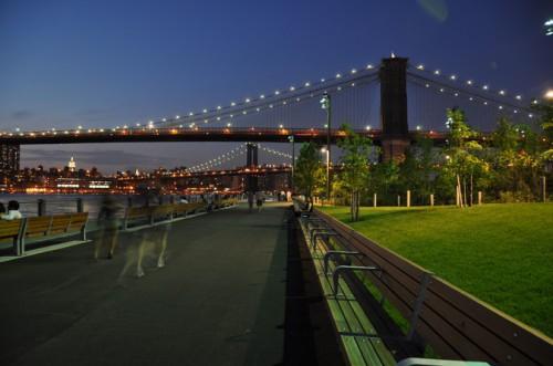 Brooklyn Bridge Pier 1 (Courtesy MVVA)