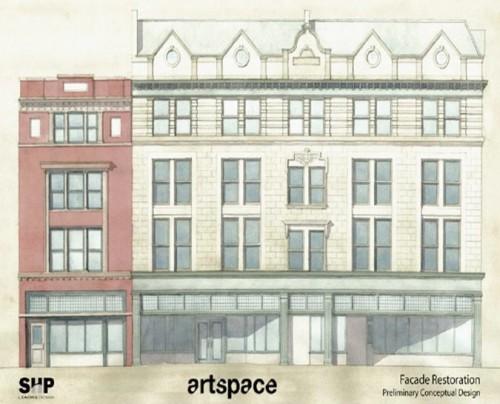 After: ArtSpace Hamilton Lofts in Hamilton, OH (Courtesy NEA)