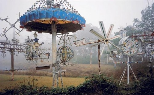 Whirligig Park to be preserved in Wilson, NC. (Courtesy NEA)