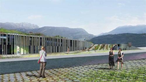 Green Innovation Factory by carlorattiassociati. (Courtesy carlorattiassociati)