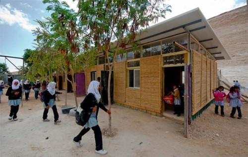 School for Bedouin children in East Jerusalem. (Courtesy ARCò)