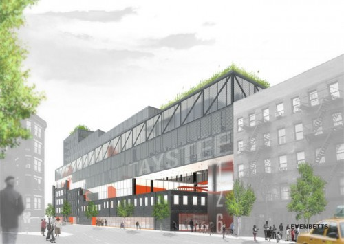 Taystee at Harlem Green (Courtesy LevinBetts Architects)