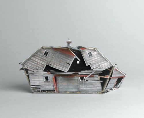 Ofra Laprid's Broken Homes (Courtesy the artist)