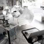 Fabrication2_nonLin/Lin Pavilion_THEVERYMANY