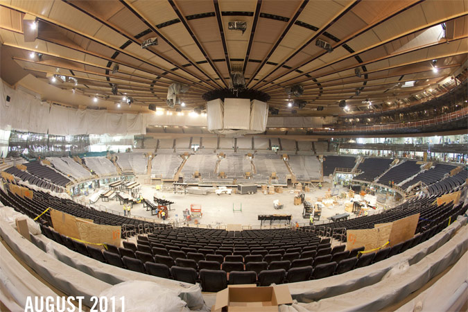 Hold The Msg Renovations Hurting Arena S Profits
