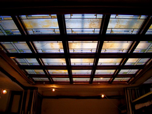 Hotel Skylight Courtesy Wright On the Park, Inc. VIA ArtInfo