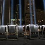 Tribute in Light. (Branden Klayko)