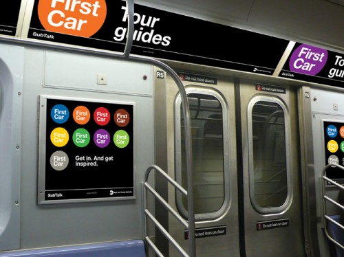 Original Champions of Design created First Car to address problems of tourists on NYC's subways. (Courtesy OCD)